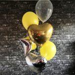 Yellow Love Bouquet